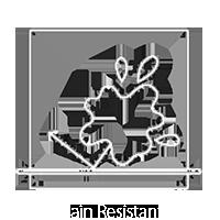 Stain Resistant Slab Vitrifiled Tiles