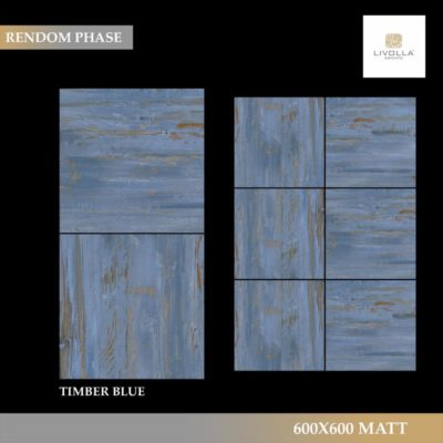 600x600 Wood TIMBER BLUE