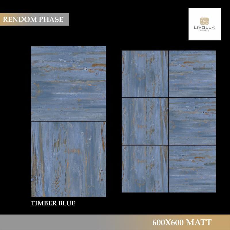 600x600 Wood TIMBER BLUE