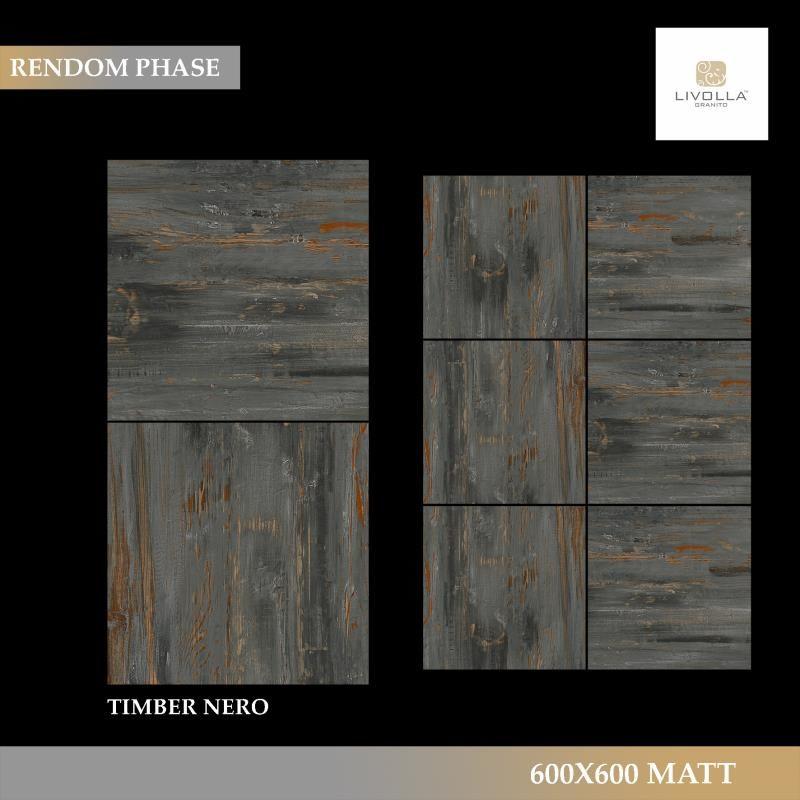 600x600 Wood TIMBER NERO