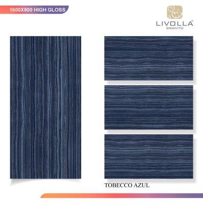 800x1600 High Glossy TOBECCO AZUL