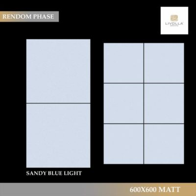 600x600 Matt U_X_SANDY BLUE LIGHT