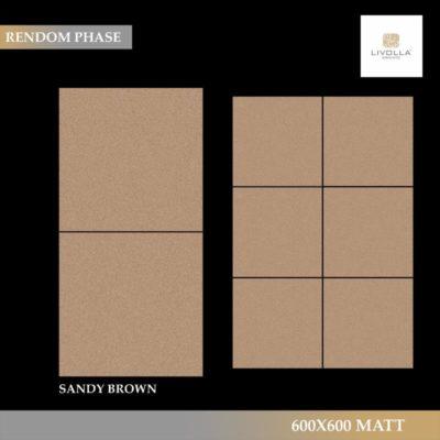 600x600 Matt U_X_SANDY BROWN