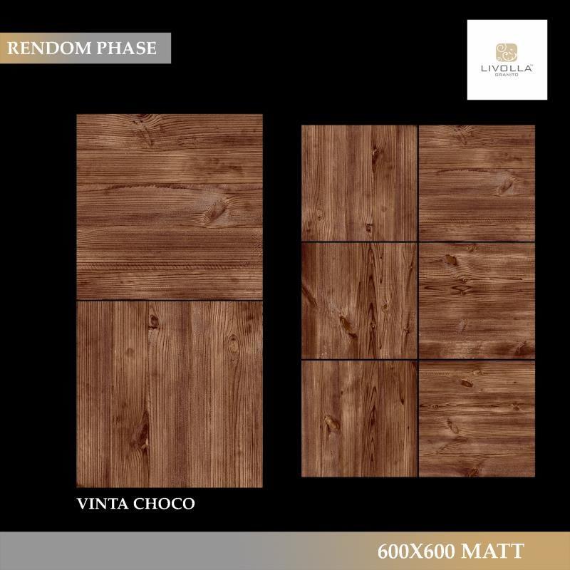 600x600 Wood VINTA CHOCO