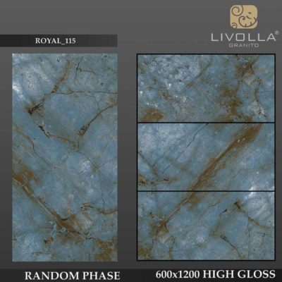 ROYAL 115 - 600x1200(60x120) HIGH GLOSSY PORCELAIN TILE