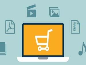 فروش محصولات دیجیتال