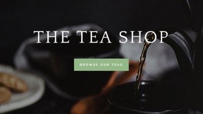 فروشگاه چایی