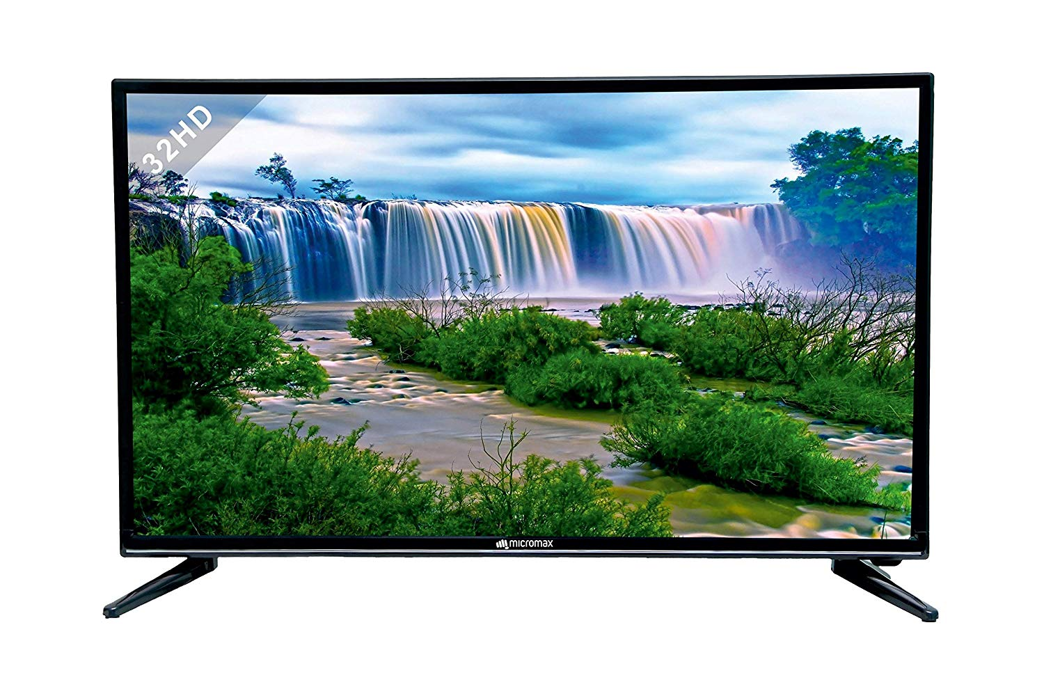 Micromax 32P8361HD LED TV – (32 inches) HD Ready (2018 Model)