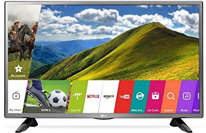LG 32LJ573D (32 inches) HD Ready Smart LED TV