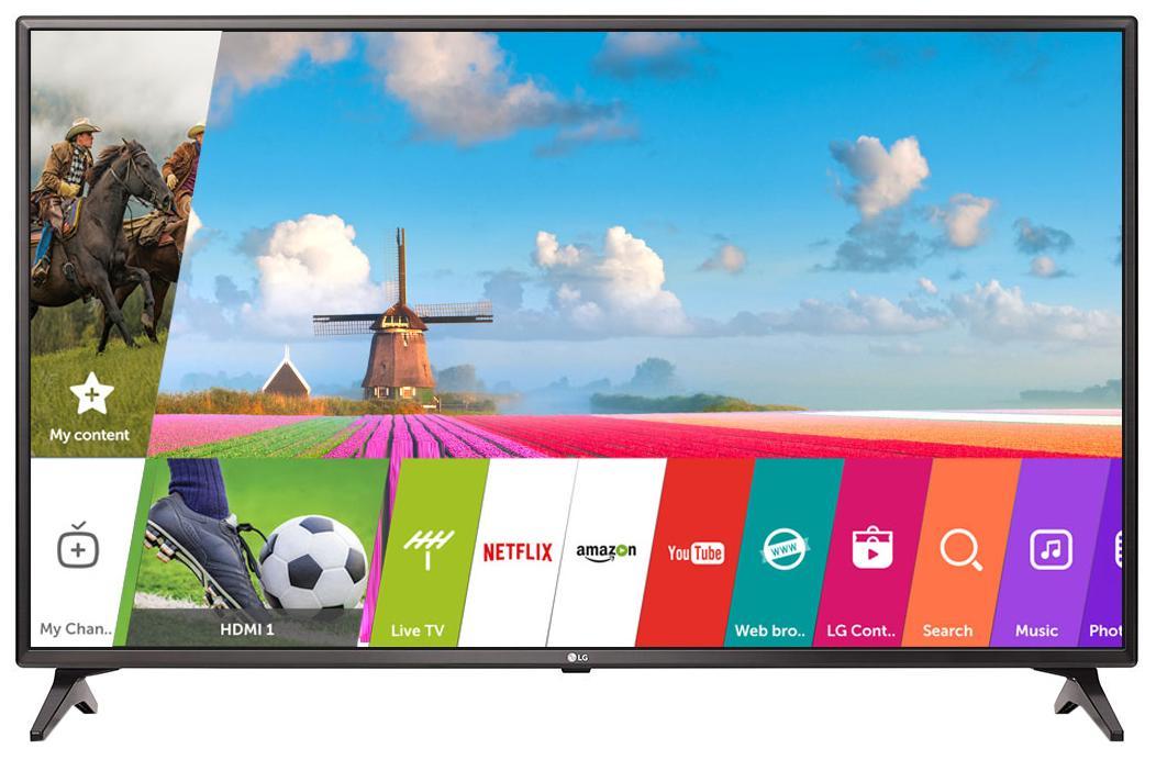 LG 43LJ554T (43 inches) Full HD LED Smart TV