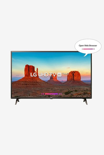 LG 43UK6560PTC (43 inches) 4K-LED-Smart-TV