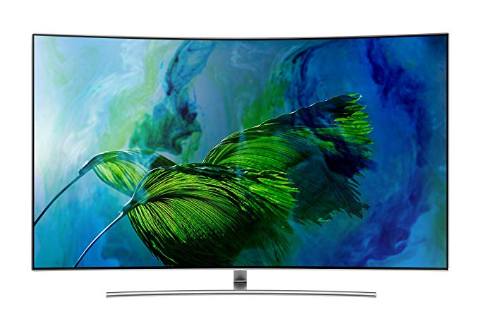 Samsung 55Q8C (55 Inches) Q Series 4K UHD LED Smart TV