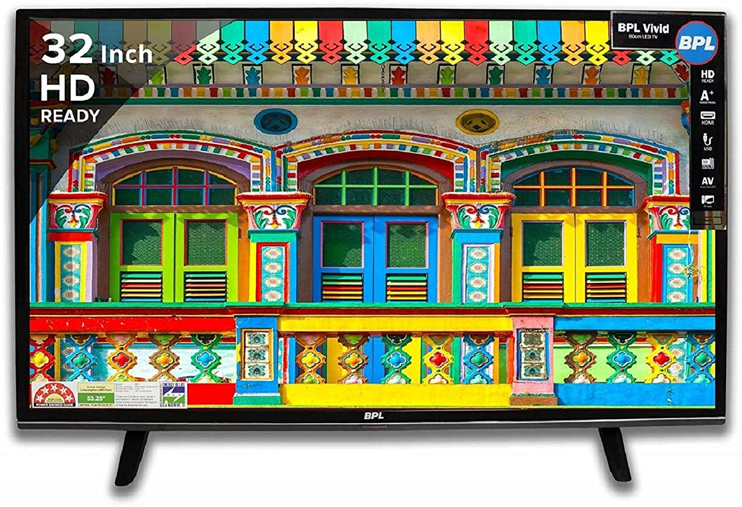 BPL BPL080D51H (32 Inches) HD Ready LED TV