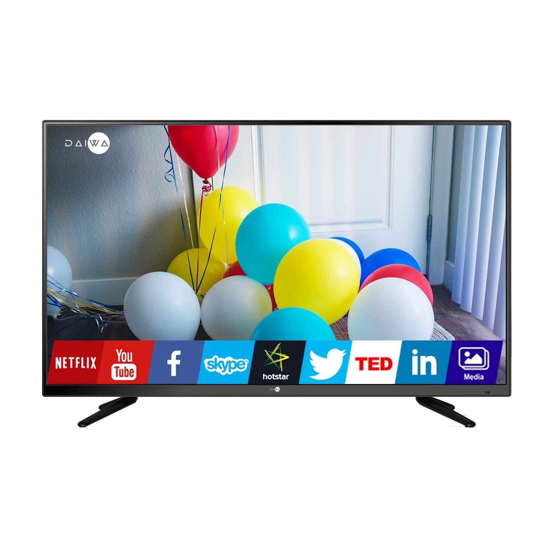 Daiwa L42FVC4U (40 inches) Full HD LED Smart TV