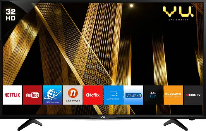 VU 32D6475 (32 inches) HD-Ready-LED-Smart