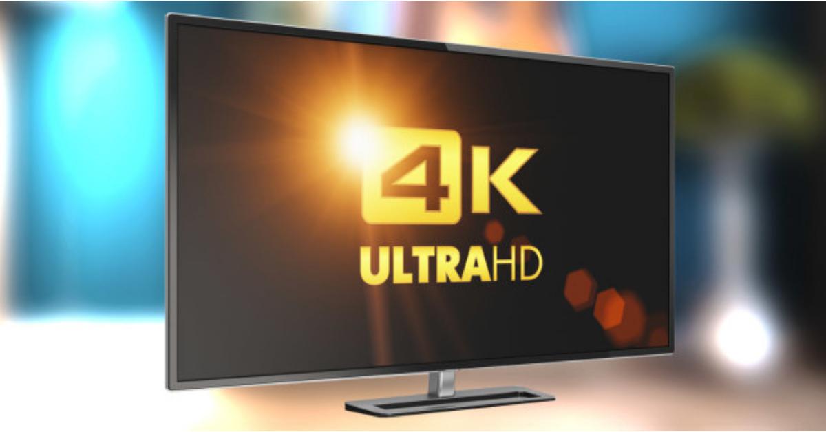 4K - The Future TV
