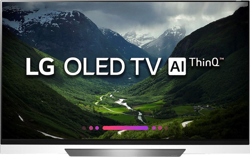 LG OLED65E8PTA (65 inch) Ultra HD (4K) OLED Smart TV
