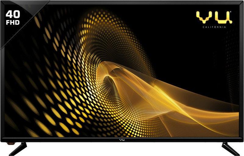 Vu 40D6535 102cm (40 inch) Full HD LED TV