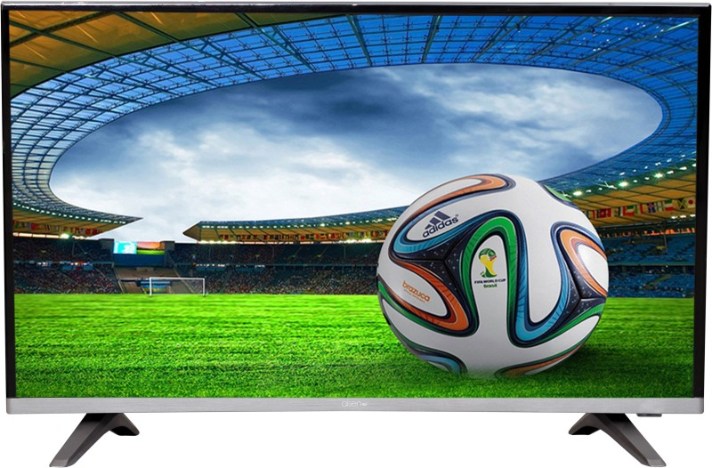 Aisen A32HCS800 (32 inch) Full HD Curved LED Smart TV