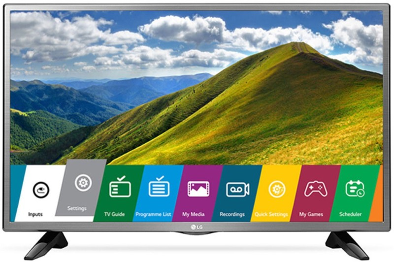 LG 32LJ522D price list and review