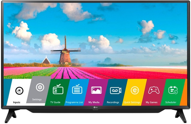 LG 43LJ548T price list and review