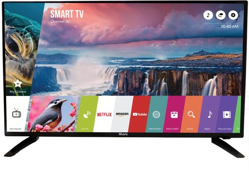 Elara LE-4910G (50 inch) Ultra HD (4K) LED Smart TV