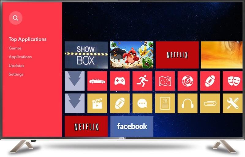 Intex LED-4301 (43 inch) Full HD LED TV
