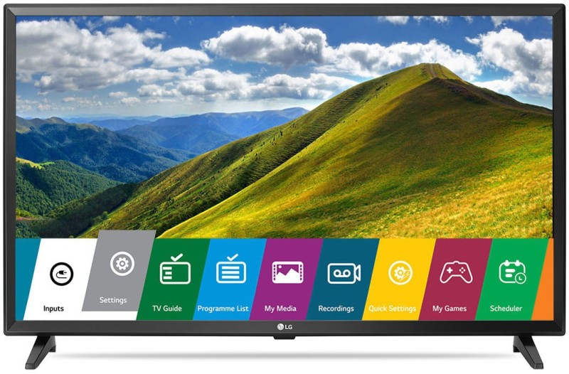LG 32LJ510D price list and review