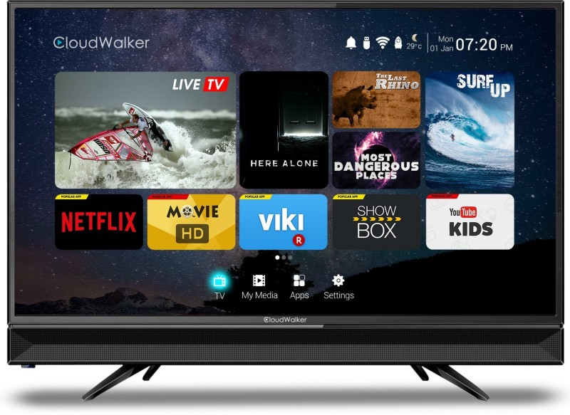 CloudWalker CLOUD TV32SH price list and review