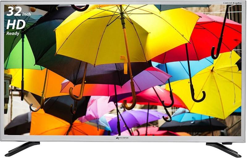 Micromax L32 Binge Box (32 inch) HD Ready LED Smart TV