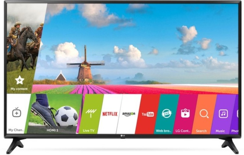 LG 49LJ554T price list and review