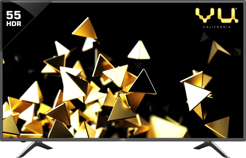 Vu LTDN55XT780XWAU3D 140cm (55 inch) Ultra HD (4K) LED Smart TV
