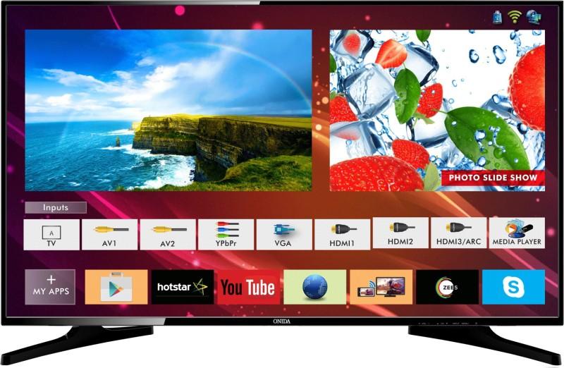 Onida 43FIS-W Genius 2  (43 inch) Full HD LED Smart TV