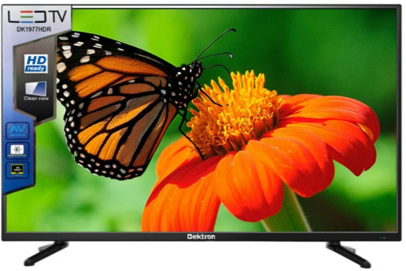 Dektron DK1977HDR (19 inch) HD Ready LED TV