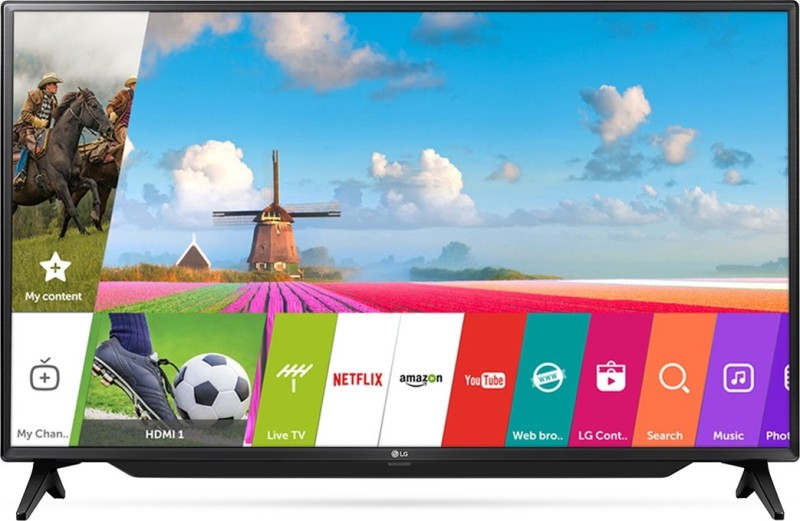 LG 43LJ619V price list and review