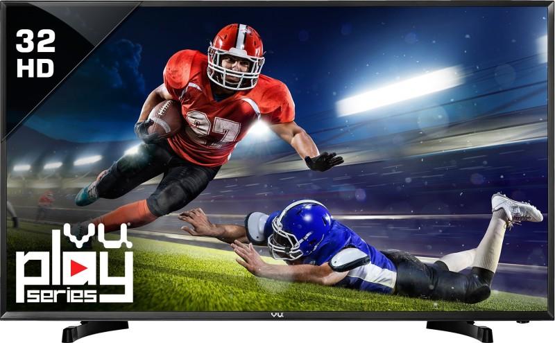 Vu 32K160MREVD (32 inch) HD Ready LED TV