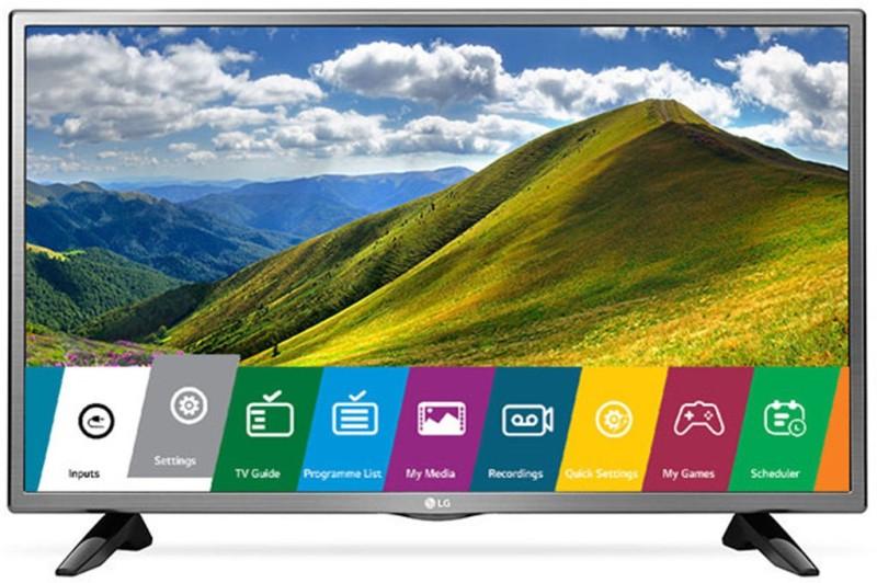 LG 32LJ523D 80cm (32 inch) HD Ready LED TV
