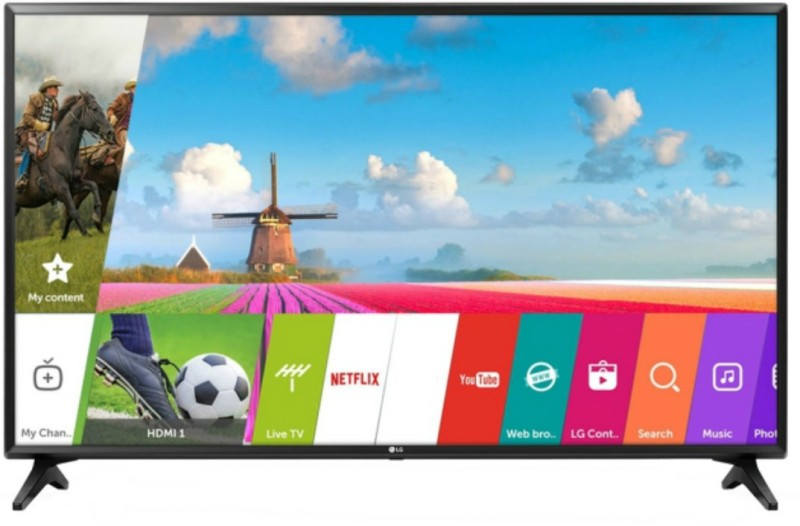 LG 55LJ550T 139cm (55 inch) Full HD LED Smart TV