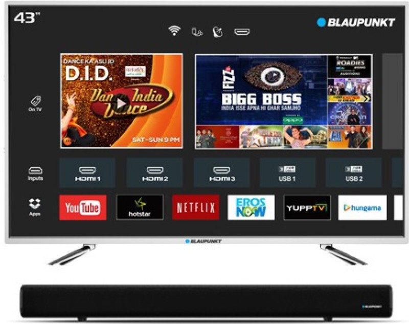 Blaupunkt BLA43AS570 price list and review