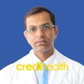 Dr. V Anand Naik