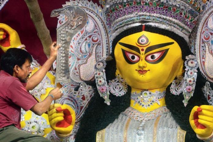 Durga puja 2020 CN