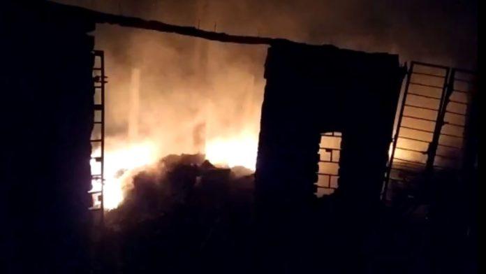 fire in digha