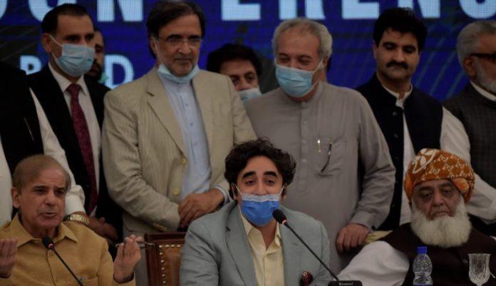 pakistan opposition