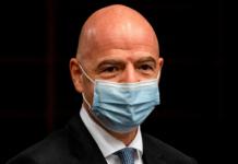 FIFA president