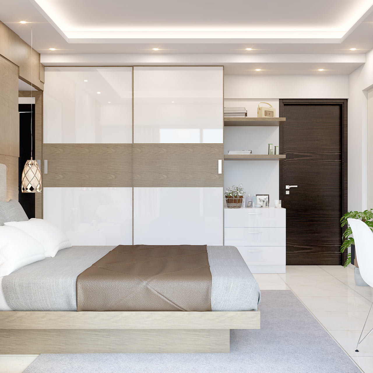 Design Cafe Expert Speak: A Fashionable Guide To Wardrobe Designs For Your Bedroom In 2020