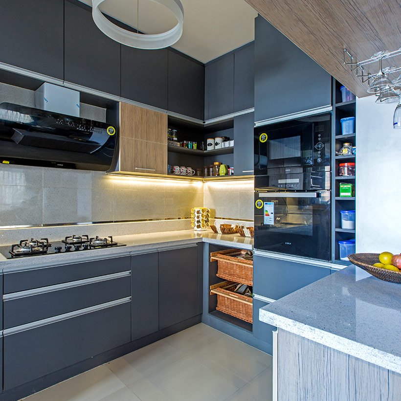 Give Your Kitchen Some Space! 5 Space Saving Ideas For Your Small Kitchen
