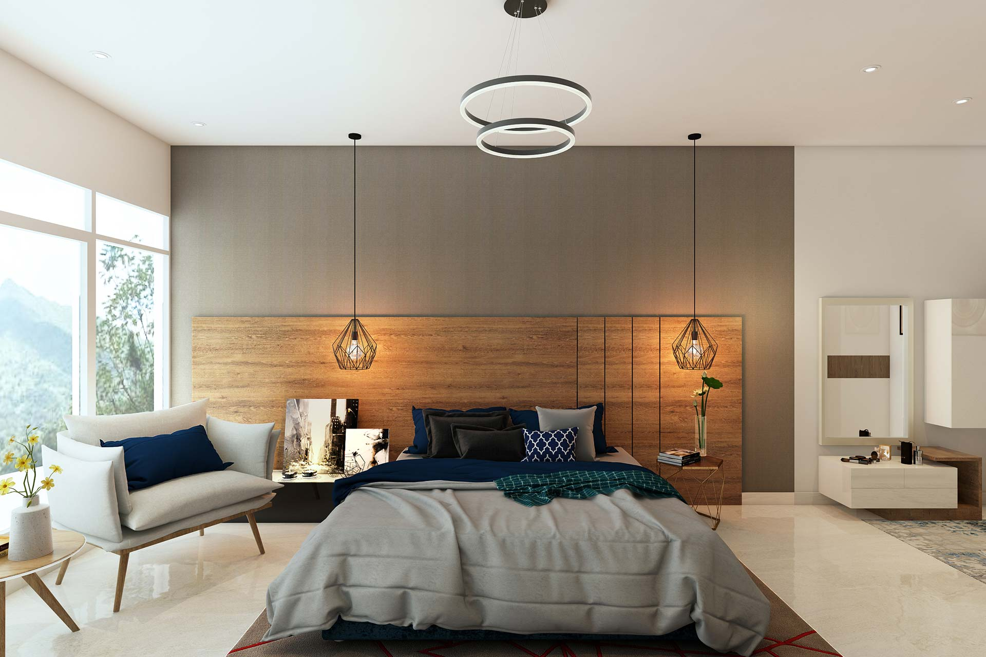 Good Vibes With Good Lights! 7 Lighting Ideas For Your Bedroom