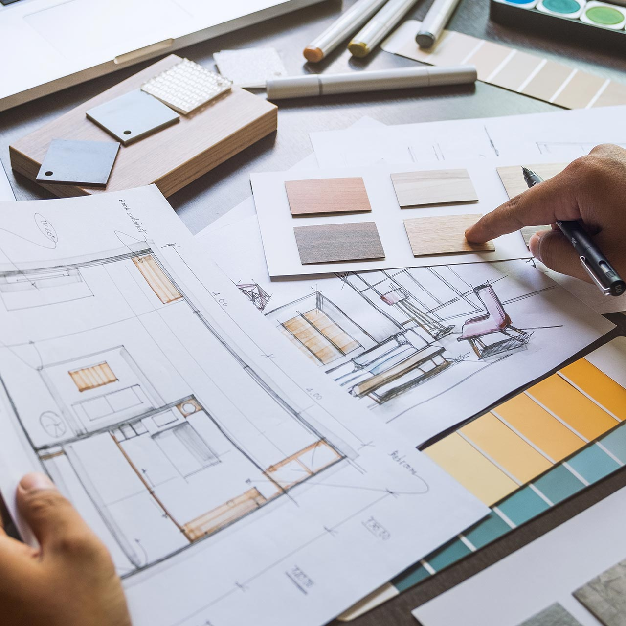 10 Questions To Ask An Interior Designer | Design Cafe