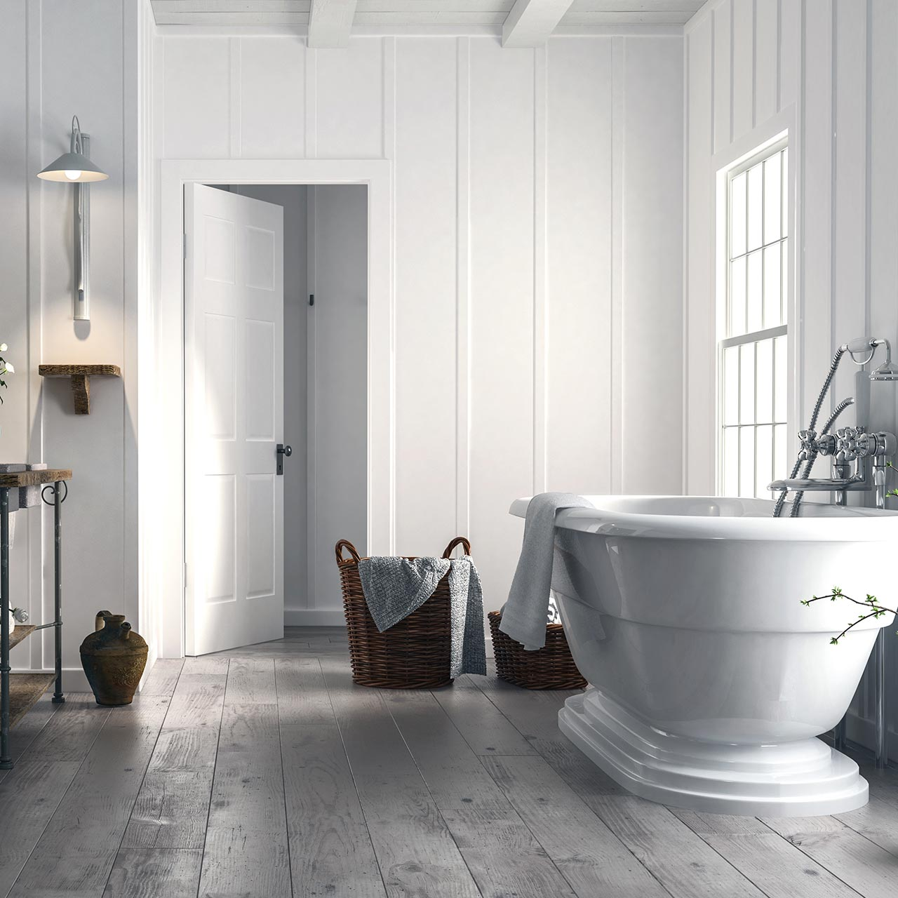 5 Ways To Make Your Home Into A Rustic Retreat