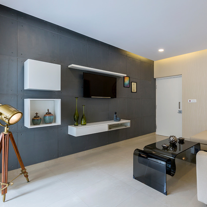 TV wall showcase design is the most popular showcase design for living room or drawing room or bedroom